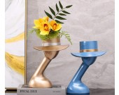 Fashion modern art hat girl living room decoration decorative vase