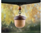 Wooden Acorn Shaped Car Aromatherapy Essential Oil Diffuser