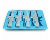 AK-47 Shaped Ice-Cube Tray