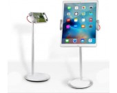 Portable Adjustable 360 Degree  Rotating Phone Stand Desktop Stand  for 4-12.9  iPad iPhone Smartphone Tablet