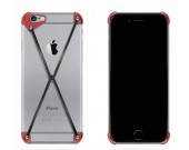 Aluminum Bumper Frame Case for iPhone 8/8Plus/7/7Plus/6/6 Plus/6S/6S Plus