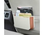 Auto Backseat Hanging Folding Debris Bucket
