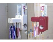 Practical Automatic Toothpaste Dispenser