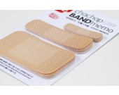 Creative Band Aid Type Notepad / Sticky Note Memo- 10 PCS Pack