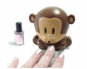 New Cute  Monkey Nail Drier