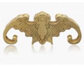 Brass Bat Paperweight