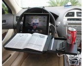 Car Laptop Steering Wheel/Seat Back Desk