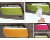 Car Sun Visor Tissue Box