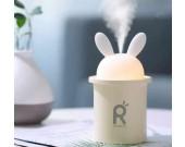 Cartoon Rabbit USB LED Light Lamp Mist Humidifier