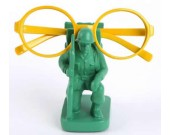 Cartoon Soldier  Eyeglass Holder