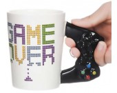 Ceramic Playstation Controller  Coffee Mug