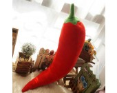 Chili Pepper  Shaped Pillow Cushion Plush Stuffed