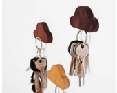 Cloud Key Holders,Set of 2
