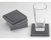 Set of 2 Concrete Coaster