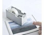 Concrete Desktop Tape Dispenser