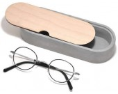 Concrete Sunglasses Protective Box Case