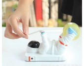 Cute Animal Astronauts Desk Tape Dispenser for Home & Office