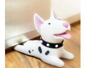 Cute Dog Door Stopper
