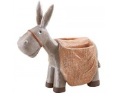 Cute Donkey Pen Pencil Holder Desk Decoration Accessories