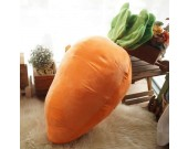 Cute Plush Doll Carrot Doll Stuffed Toy Pillow Cushion