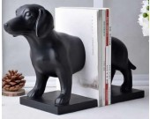 Dachshund  Dog  bookends Home Decoration