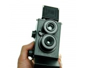 DIY 35mm Twin Lens Reflex TLR Camera