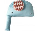 Elephant Style Pillow Cushion Plush Stuffed
