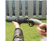 Fashion Old Styled Flintlock Pistol Shot Gun Short Umbrella