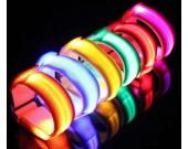 2pcs Reflective LED Running Armband Bracelet Safety Belt