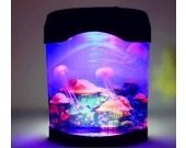 Glowing Effect Artificial Jellyfish Aquarium