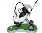 Tour Golf Bag On Cart Pen Holder