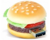 16G Hamburger Design USB Flash Drive