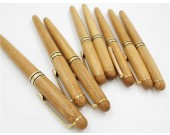 Handcrafted Bamboo Ball Point Pen With Case