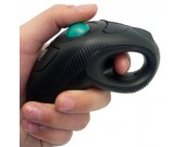 USB  Wireless HandHeld Trackball Mouse
