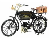 Handmade Antique Model Kit Motorcycle-1903 Adler motorcycle