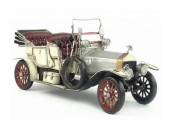 Handmade Antique Model Kit Car-1909 Rolls Royce Classic Cars Cabrio