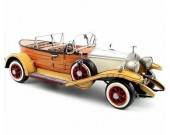 Handmade Antique Model Kit Car-1932 Rolls Royce Phantom