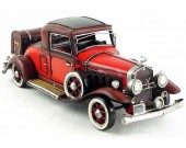 Handmade Antique Model Kit Car - 1933 Cadillac V16 Classic Cars