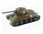 Handmade Antique Model Kit Car-1940 Russian T-34 Tank