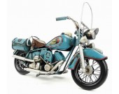 Handmade Antique Model Kit Motorcycle-1969  US Indian Motorcycle