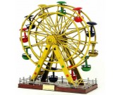 Handmade Antique Tin Model Other-Ferris wheel