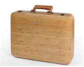 Handmade Bamboo Clutch Handbag