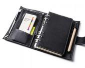 Handmade Cow Genuine Leather  Business Portfolio Organizer Notebook