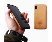 Handmade  Genuine  Leather iPhone Protective  Case Cover Compatible with iPhone XS MAX/XS/X