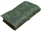 Handmade Premium Cowhide Leather Wallet Case
