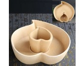 Heart Shaped Design Ceramic Plant Pot Flower  Planter