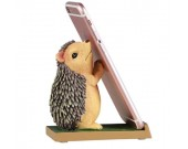 Cartoon Hedgehog Desktop Mobile Phone iPad Holder Stand