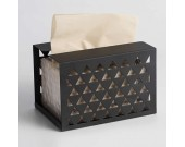 Iron Art Metal Tissue Box
