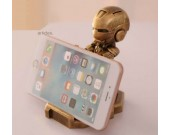 Portable Iron Man Desk Cell Phone Stand Holder