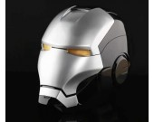 Iron Man Helmet Large Piggy Bank Black
